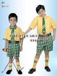 Nursery Uniform 2